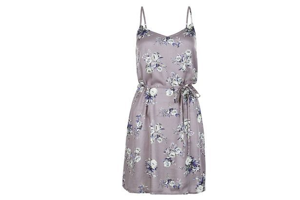 New Look Floral Slip Dress