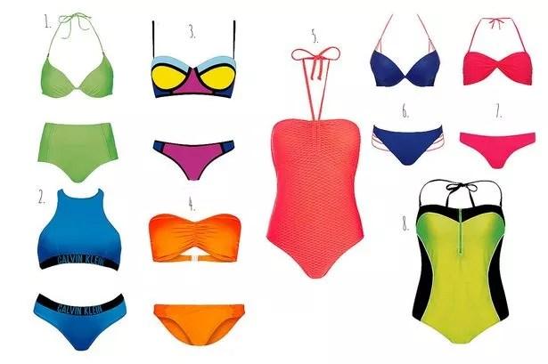 Brights Swimwear