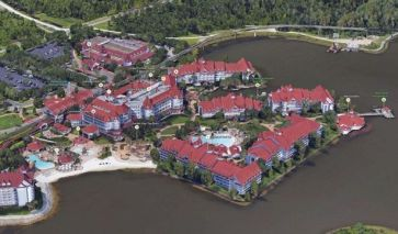 Disney's Grand Floridian Resort & Spa in Orlando, Florida, USA
