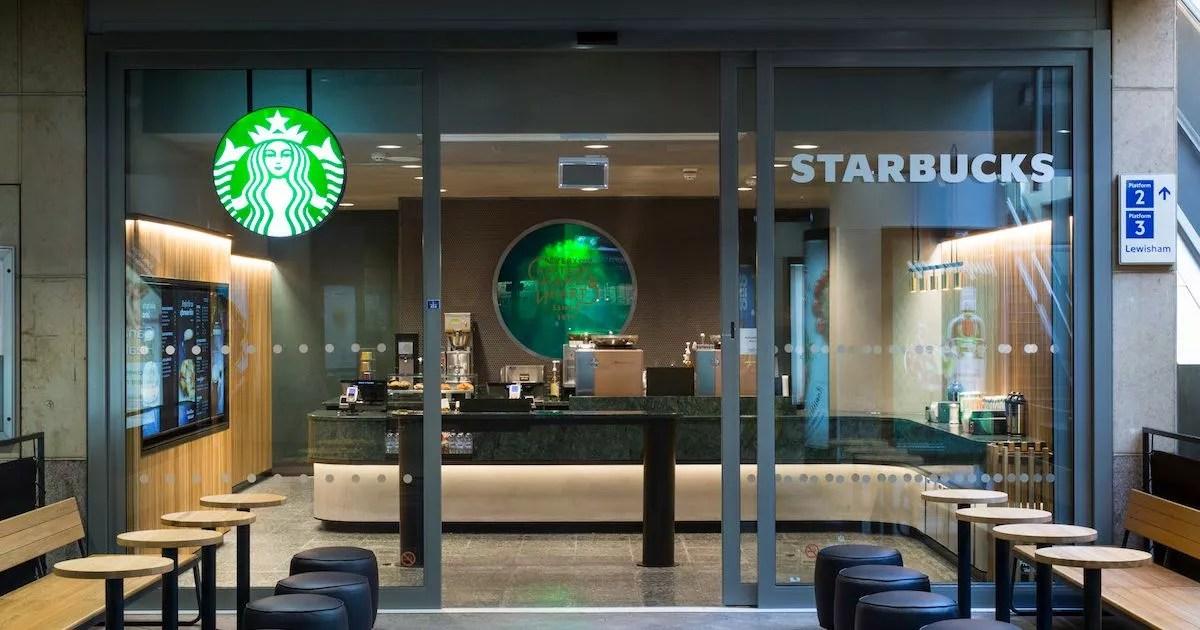 Inside Starbucks state of the art new store  where