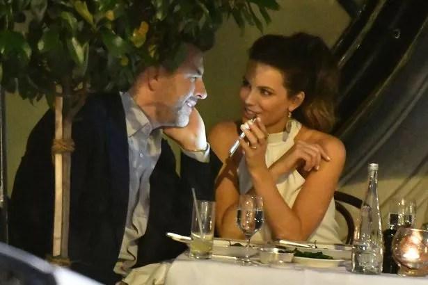 David Walliams and Kate Beckinsale