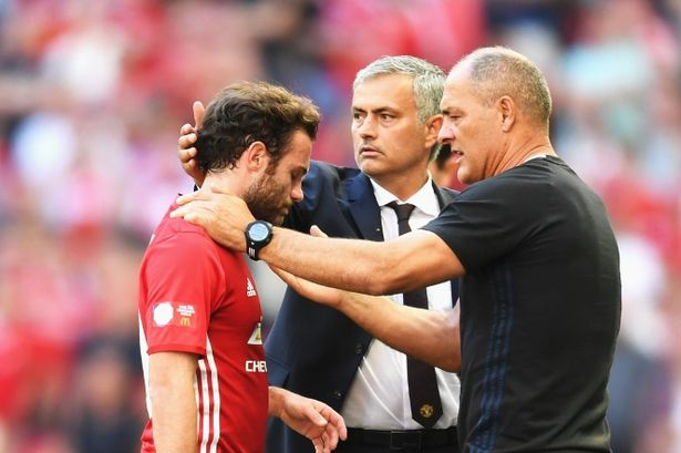 Image result for mata and mourinho