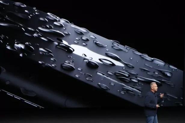 Apple Senior Vice President of Worldwide Marketing Phil Schiller speaks on the new Apple iPhone 7