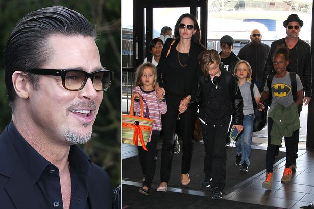 Brad Pitt speaks out on 'family situation' amid Angelina Jolie divorce as he drops out of movie appearance