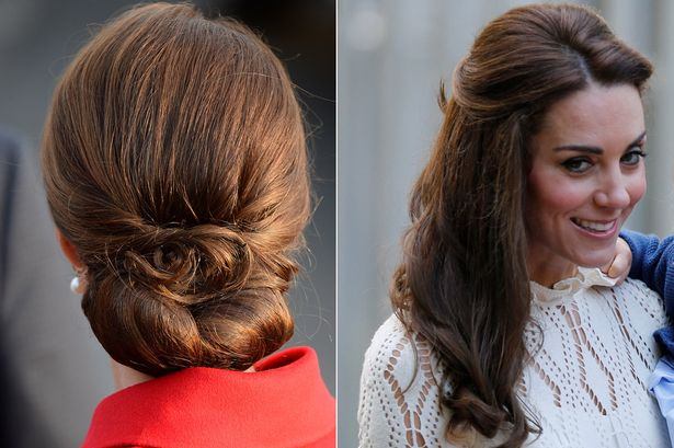 Copy Kate Middleton's Canada Royal Hairstyles How To Get Her