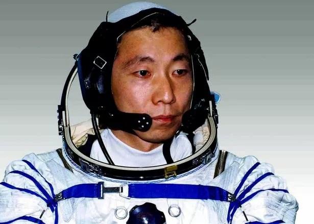 China's first astronaut Yang Liwei