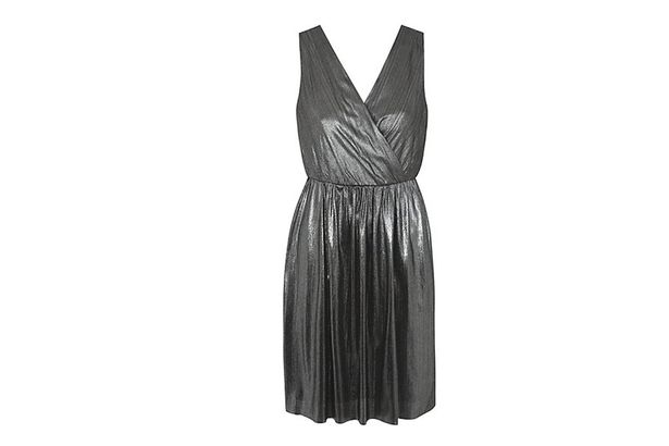 Asda Metallic Dress