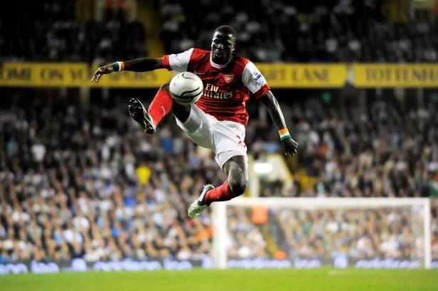 Image result for Arsenal Defender, Emmanuel Eboue