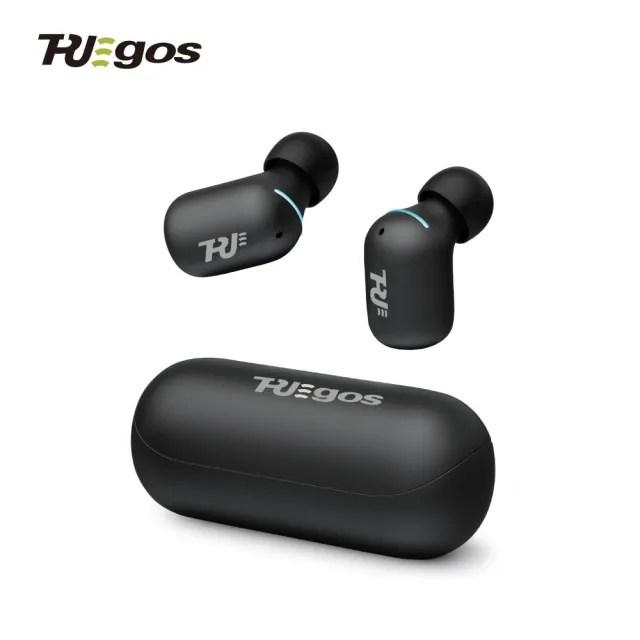 【TruEgos】Ego mini Pill真無線耳機(音樂膠囊 IPX5水柱清洗 5.0左右獨立)