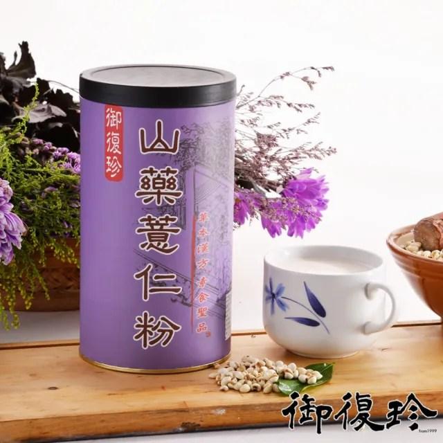 【御復珍】山藥薏仁粉-無加糖500gX1罐