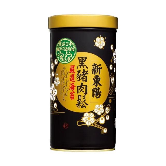 【新東陽】黑豬海苔肉鬆255g
