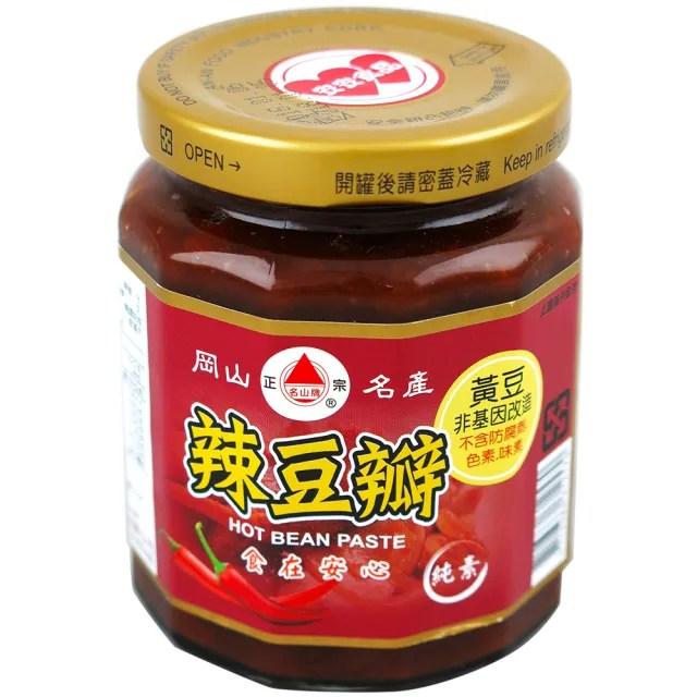 【安安】辣豆瓣280g-非基改