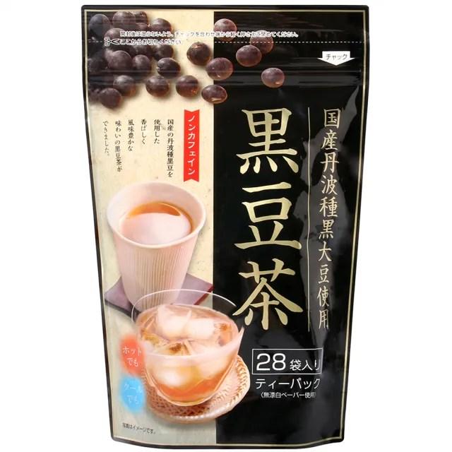 【京都茶農業協同】丹波黑豆茶(140g)