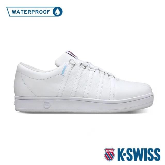 【K-SWISS】防水 時尚 運動鞋 Classic 88 Heritage WP-男-白(06782-101)
