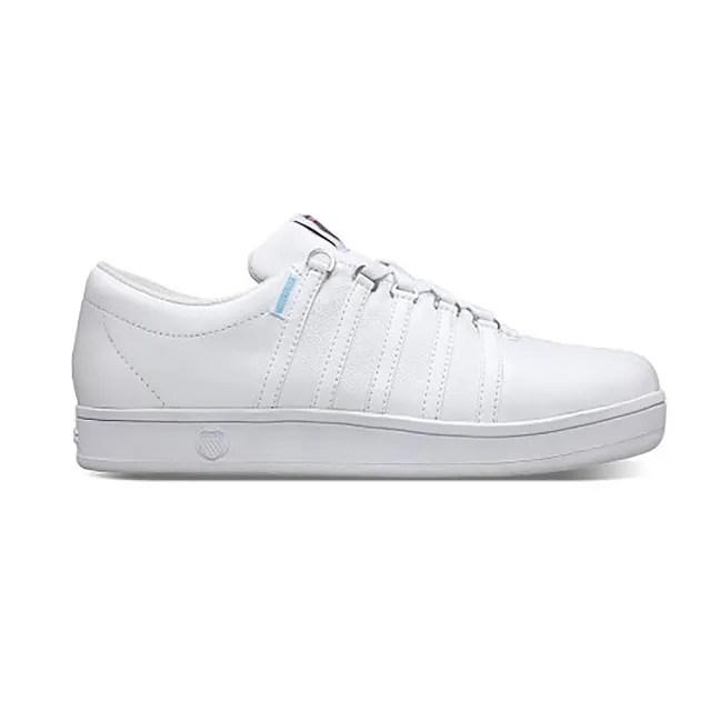 【K-SWISS】K-SWISS Classic 88 Heritage WP 男生 白色 皮革 防水 運動 休閒鞋 06782101(06782101)