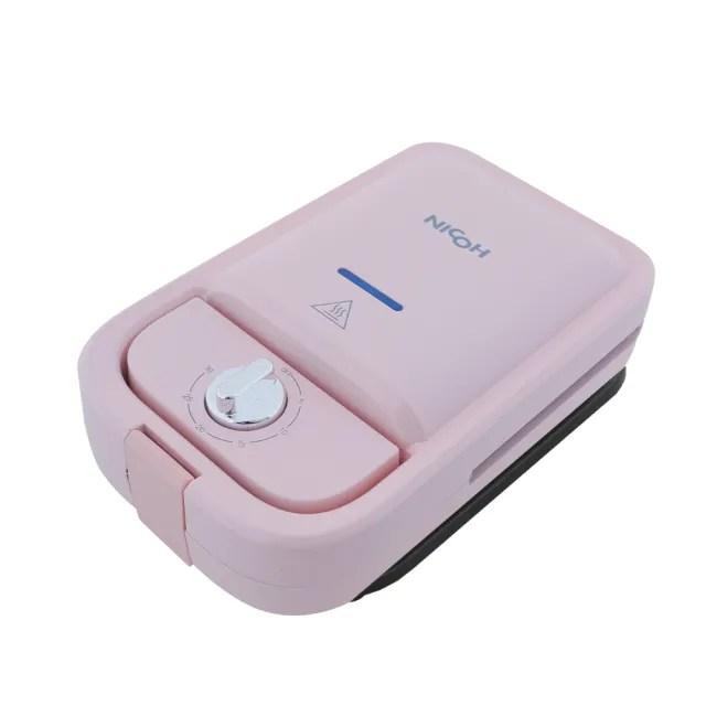 【日本NICOH】定時百變鬆餅機三盤(NS-301P)