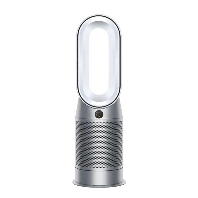 【dyson 戴森】Purifier Hot+Cool HP07 三合一涼暖空氣清淨機(銀白色 新品上市)