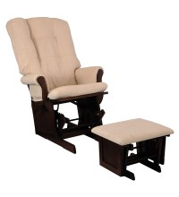 Rocking Chair With Ottoman by Durian by Mudramark Online ...