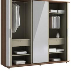 Furniture Sofa Set Online Click Clack Leather Bed Uk Hyacinth Wardrobe In Cincinnati Walnut Finish By Godrej ...