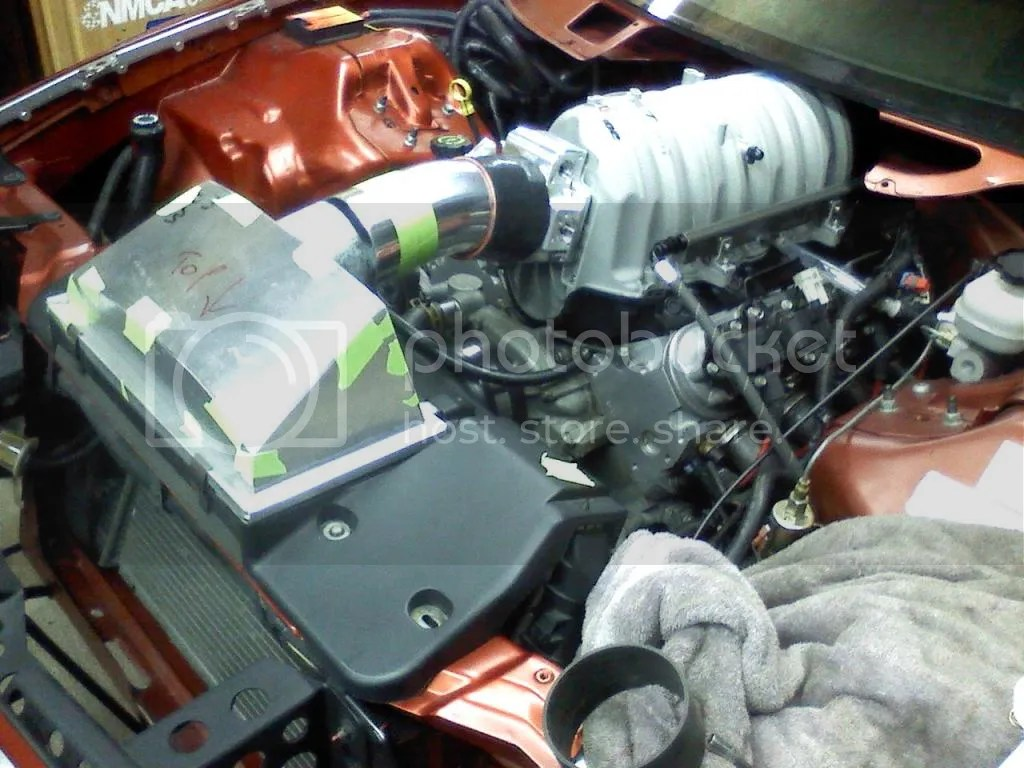 Edelbrock ProFlo XT LS1 EFI Intake Manifold  Page 3  LS1TECH  Camaro and Firebird Forum