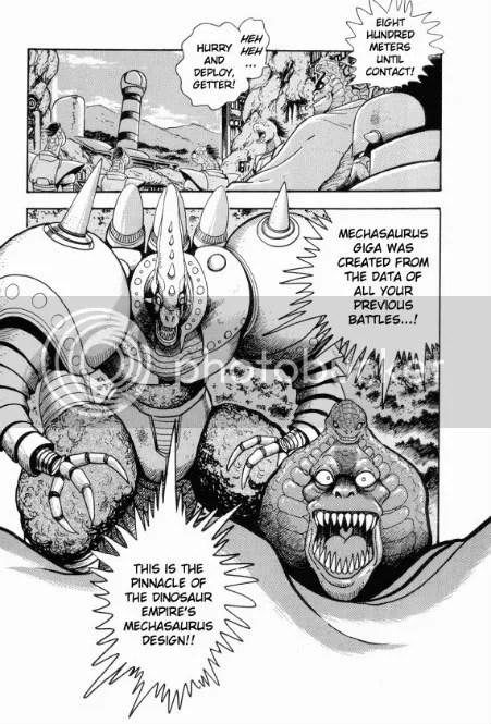 Mechasaurus