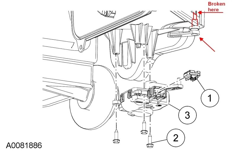 Ford Freestar 2004 Alternator Wiring Diagram