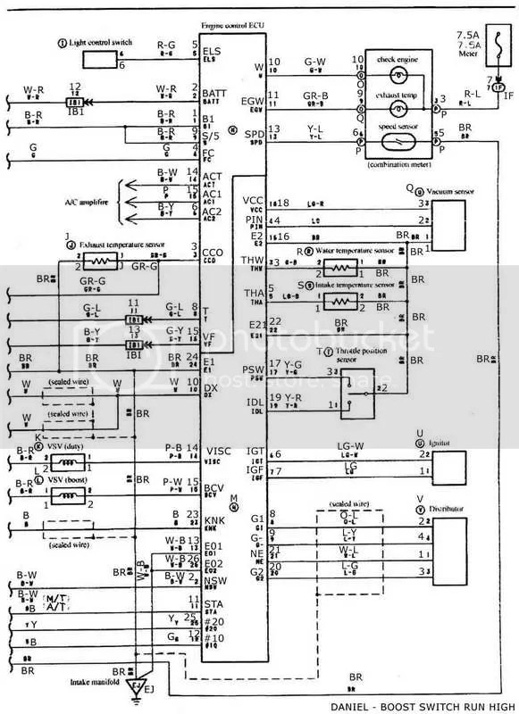 Toyota starlet alternator wiring diagram