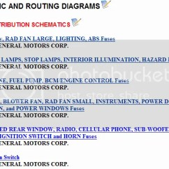 Amp And Sub Wiring Diagram Toilet Flange Gto 2005 2006 Information