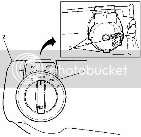 Wiring for triple gauge
