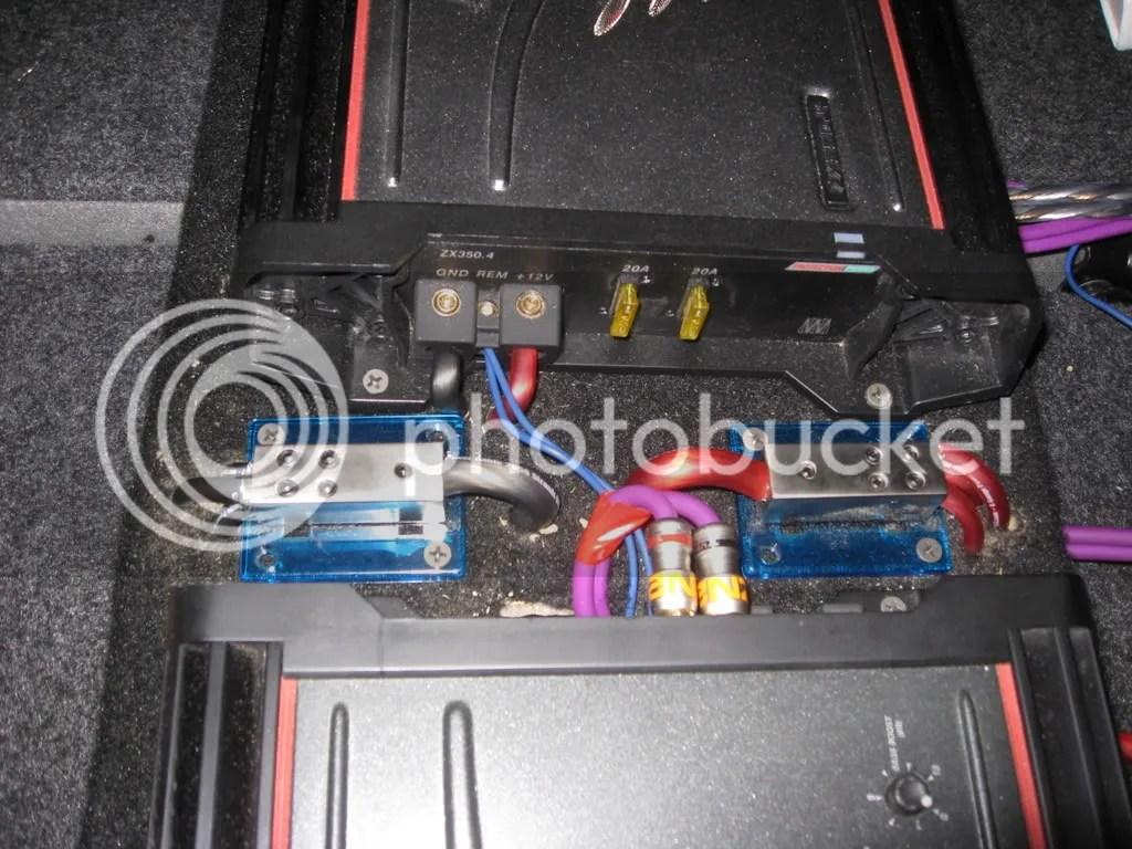 hight resolution of post your amp rack pics enclosure design construction help car amp blue car amp rack wiring