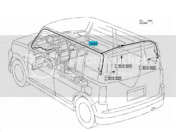 2006 Scion Xa Radio Fuse Wiring Diagrams