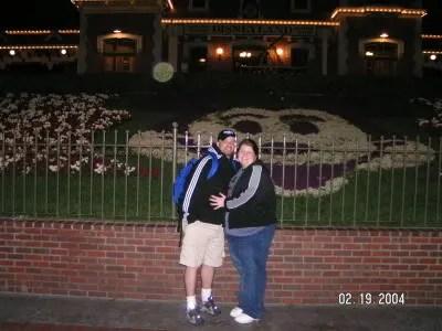 Honeymoon @ Disneyland