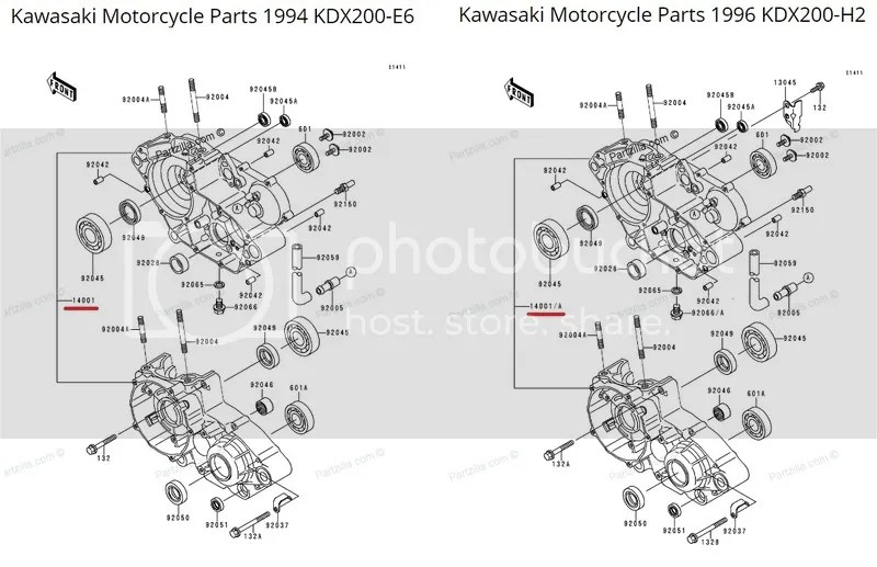 Top End Diagram Motorcycle Engine. Catalog. Auto Parts