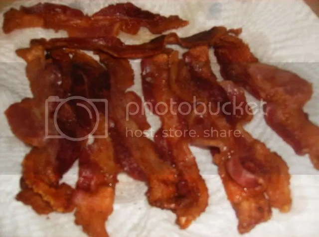 Bacon-fully cooked