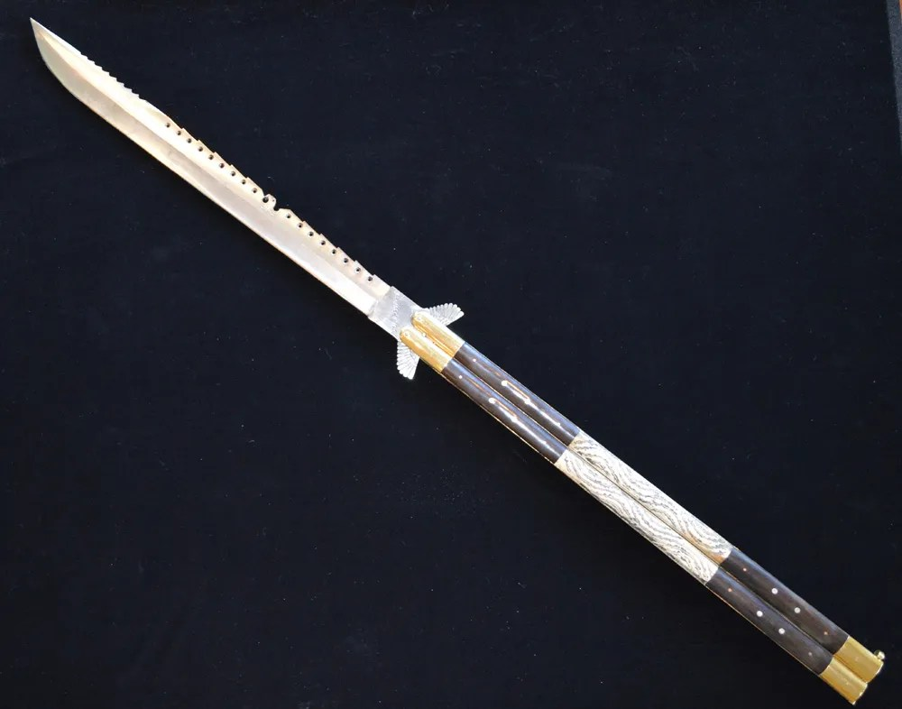 Kitchen Knife Blades