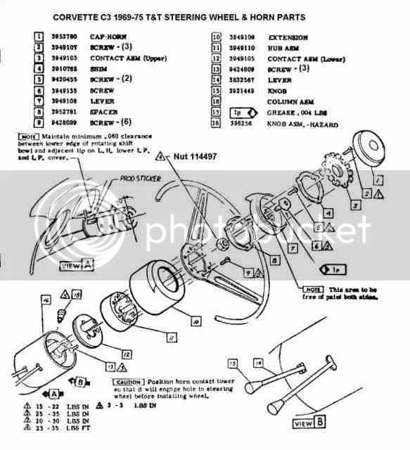 I need help: 69-82 Tilt & Telescoping Steering Column