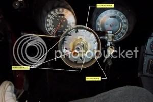 R&R of Ignition Switch for '74  CorvetteForum  Chevrolet Corvette Forum Discussion