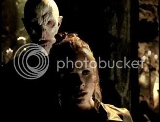 The Master stalks Buffy