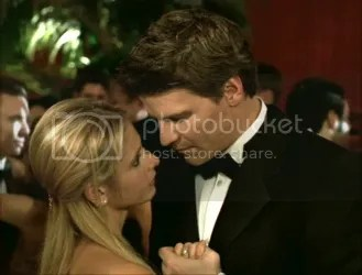 Buffy and Angel share one last dance