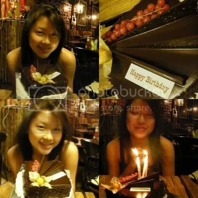 Jingxi, the birthday girl