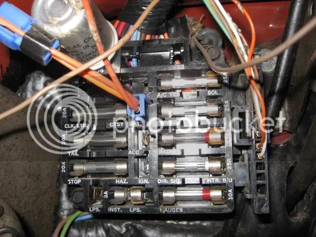 1982 corvette wiring diagram 2016 nissan frontier stereo hazard flasher - team camaro tech