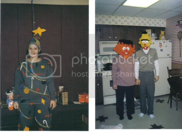 Post Costume. - Occasions And Holidays