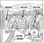 1998 bmw 323I: engine light came..o2 sensor..light went