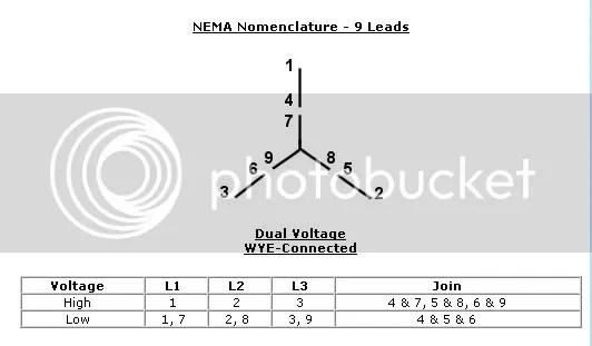 9 lead motor wiring diagram wiring diagram kni