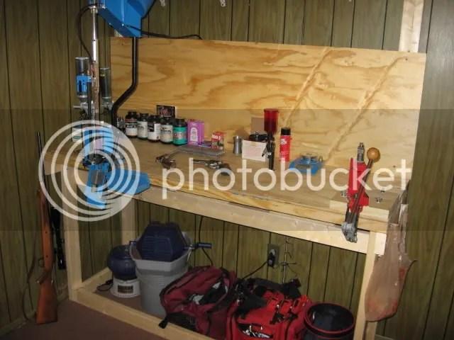 workbench plans gunsmith
