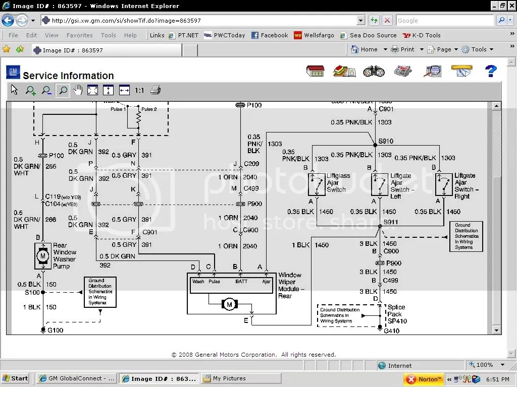 1999 Chevy Tahoe Wiring Harness Diagram, 1999, Get Free