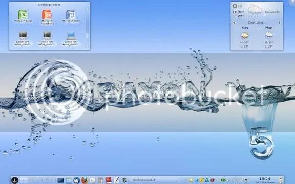 KDE 4.6.2 Desktop