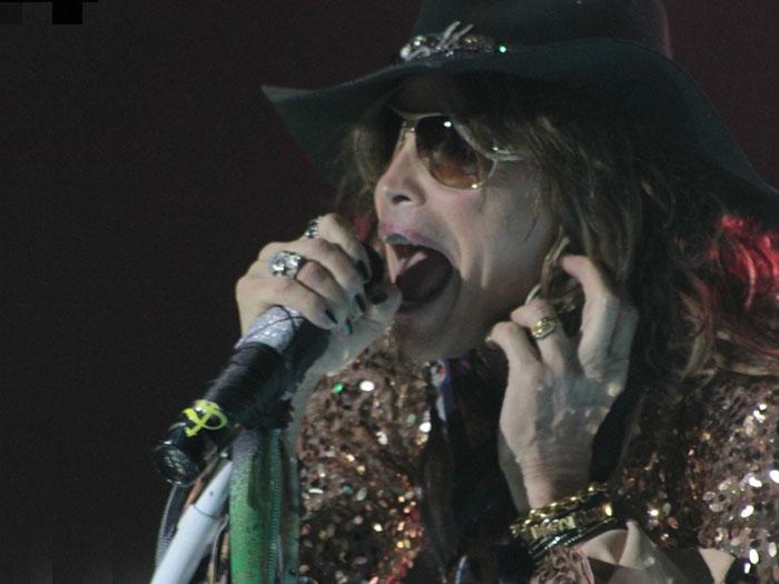Aerosmith em Sampa - IMAGEM R7 - Clique na Imagem