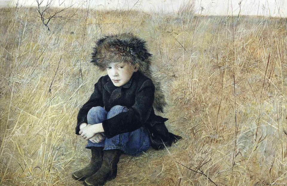 美國20世紀最著名的寫實主義畫家——懷斯 - 壹讀