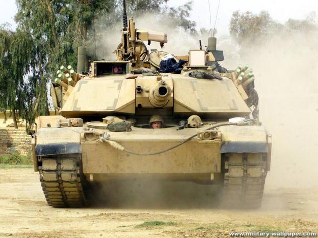 貧鈾裝甲怎麼了?美國坦克頻被中國飛彈打爆! - 壹讀